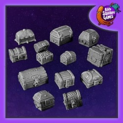Fantasy Treasure Chests (12)