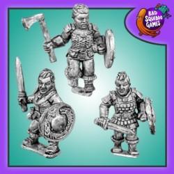 Dwarf Shieldmaidens