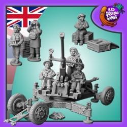 Bofors 40mm & Crew (resin)