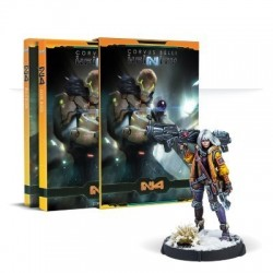 Infinity N4 Rulebook w/ ltd ed model