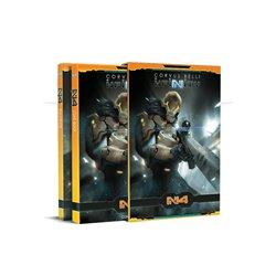 Infinity N4 Rulebook w/ ltd ed model