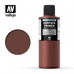200ml Primer : German Red Brown