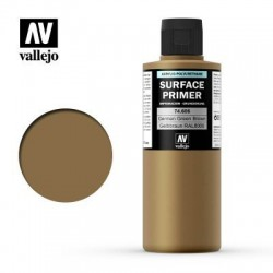 200ml Primer : German Green Brown