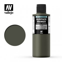 200ml Primer : Russian Green