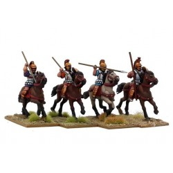 Carthaginian Hearthgurads Mounted