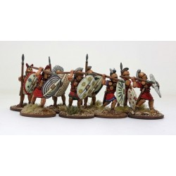 Carthaginian Warriors CONTINGENT on Foot