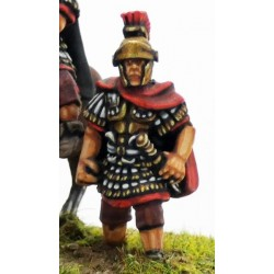 Republican Roman Consul on Foot