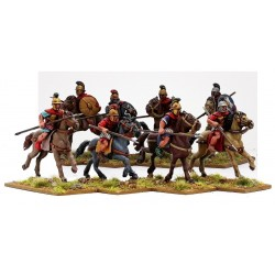 Republican Roman Warriors Mounted