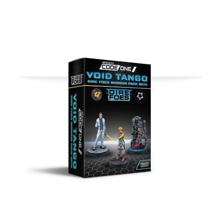 Dire Foes Mission Pack Beta : Void Tango