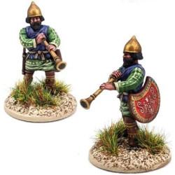 Persian Unarmoured Archers