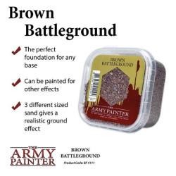Brown Battleground - Basing (2019)