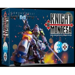 Knight of Montesa, Pre-order exclusive