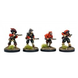 Order Militant Acolytes (Firearms) (12) (Levy)