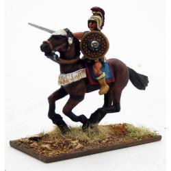 Iberian Warlord Mounted