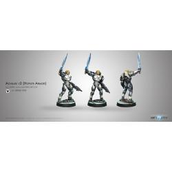 Achilles v2 (Hoplite Armor) (Multi Rifle, EXP CCW)