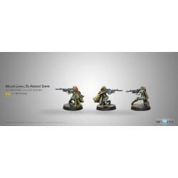 Major Lunah, Ex-Aresteia! Sniper (Viral Sniper Rifle)
