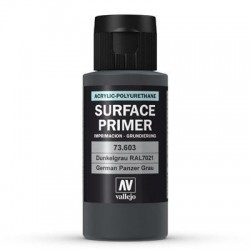 60ml Primer : German Panzer Grau
