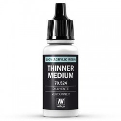 Thinner Medium 17ml