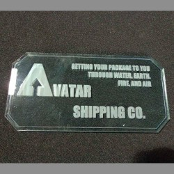 Sign F - Avatar Shipping Co.