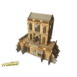 Gothic Ruined Servitialis