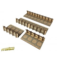 Fortified Trench Straight Sections