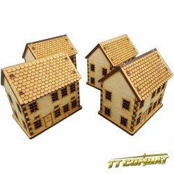 Town House Set (15mm)
