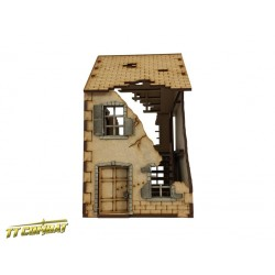 Terrace House, Ruined (28mm)