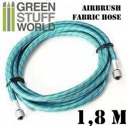 Airbrush Fabric Hose G1/8-G1/8