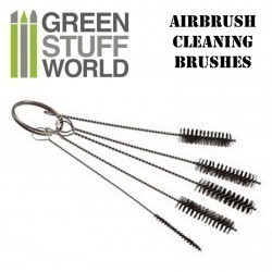 Airbrush Cleaning Brushes Set