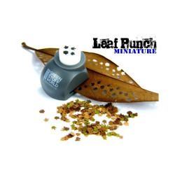 Miniature Leaf Punch : GREY