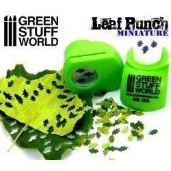 Miniature Leaf Punch : LIGHT GREEN