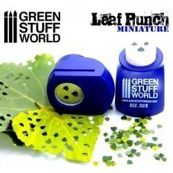 Miniature Leaf Punch : DARK PURPLE