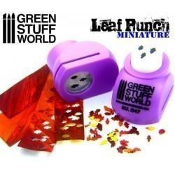 Miniature Leaf Punch : LIGHT PURPLE