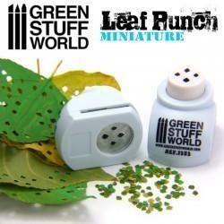 Miniature Leaf Punch : LIGHT BLUE