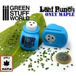 Miniature Leaf Punch : MEDIUM BLUE