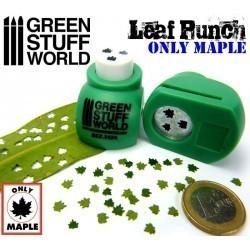 Miniature Leaf Punch : MEDIUM GREEN
