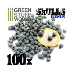 Resin Skulls x100