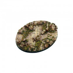 Ancient Base, Oval 120mm (1)