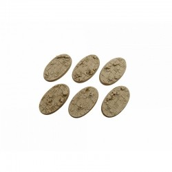Ancient Bases, Oval 60mm (4)