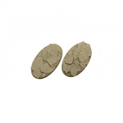 Shale Bases, Oval 90mm (2)