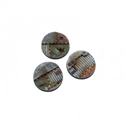 Tech Bases, Round 50mm (2)