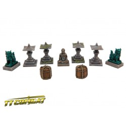 Eastern Empire Resin Accessories 2
