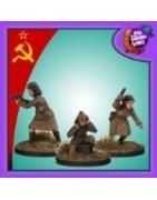 WW2 Soviets